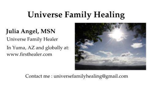 universefamilyhealingbusinesscards